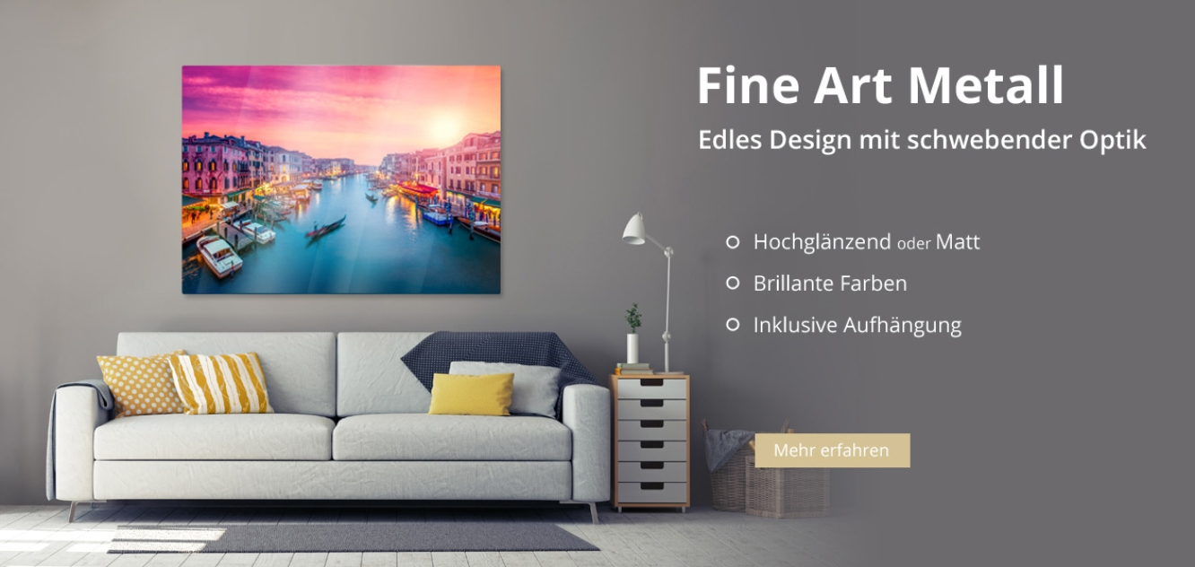 Fine Art Metall