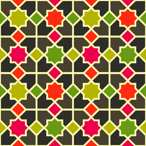 Picture no: 9000220 Marokko Color Created by: patterndesigns-com