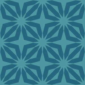 Picture no: 9001325 Stella Blau Created by: patterndesigns-com