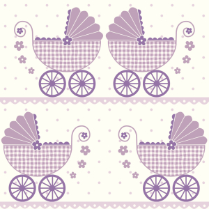 Picture no: 9001619 Baby Lauras Kinderwagen Created by: patterndesigns-com