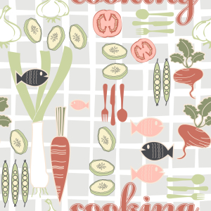 Picture no: 9001665 Cooking Fun Created by: patterndesigns-com