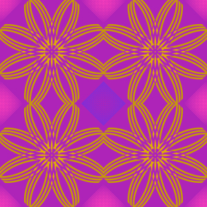Picture no: 9003447 A Floral Line Created by: patterndesigns-com