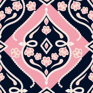 Picture no: 9003904 Folkloria Rose Created by: patterndesigns-com