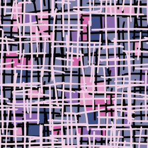 Picture no: 9003959 Pink Pop Art Patchwork Created by: patterndesigns-com