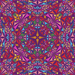 Picture no: 9005224 Kaleidoskop Der Farben Created by: patterndesigns-com