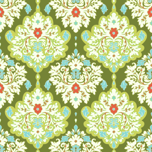 Picture no: 9005937 Damast Des Frühlings Created by: patterndesigns-com