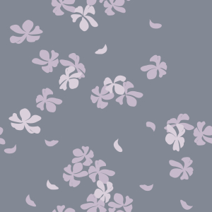 Picture no: 9005962 Kirschblüten Im Wind Created by: patterndesigns-com