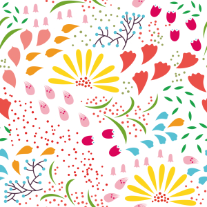 Picture no: 9006008 Zauberhafte Blüte Created by: patterndesigns-com