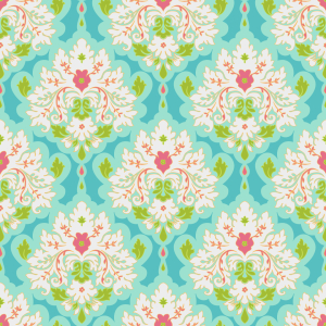 Picture no: 9006041 Damast Des Sommers Created by: patterndesigns-com