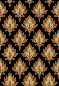 Picture no: 9006180 Folklore Damast Created by: patterndesigns-com