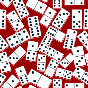 Picture no: 9006288 Casino Domino Created by: patterndesigns-com