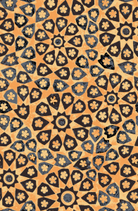 Picture no: 9006402 Archaisches Mosaik Created by: patterndesigns-com
