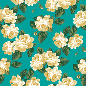 Picture no: 9006717 Vintage Rosen Bouquet Created by: patterndesigns-com
