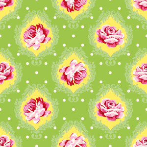 Picture no: 9006739 Damast Rose Created by: patterndesigns-com