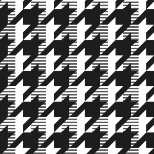 Picture no: 9006828 Hahnentritt Variation Created by: patterndesigns-com