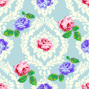 Picture no: 9007044 Shabby Chic Rosen Created by: patterndesigns-com
