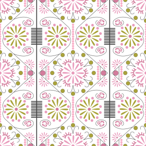 Picture no: 9007551 Koreanische Blume Created by: patterndesigns-com