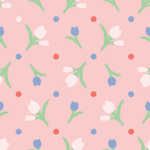Picture no: 9008307 Tulpenfrühling Created by: patterndesigns-com