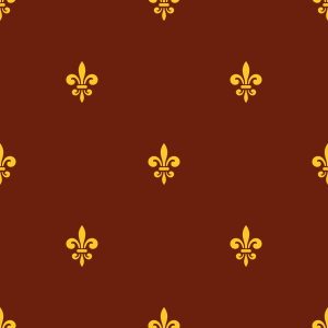Picture no: 9008533 Fleur-de-Lis Created by: patterndesigns-com
