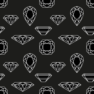 Picture no: 9009230 Diamanten Created by: patterndesigns-com