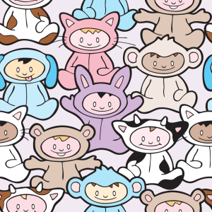 Picture no: 9009810 Pyjama Partyyyyyy Created by: patterndesigns-com