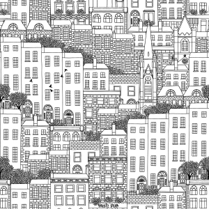 Picture no: 9010230 Dublin City Created by: patterndesigns-com