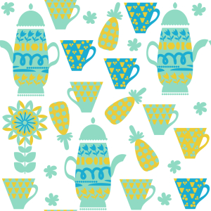 Picture no: 9010249 Teezeit Created by: patterndesigns-com