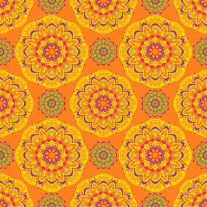 Picture no: 9010731 Exotische Mandala Explosion Created by: patterndesigns-com