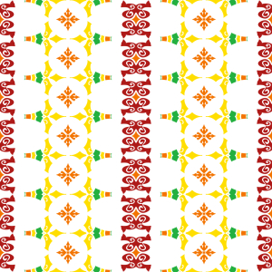 Picture no: 9010827 Gestreift Folklore Created by: patterndesigns-com