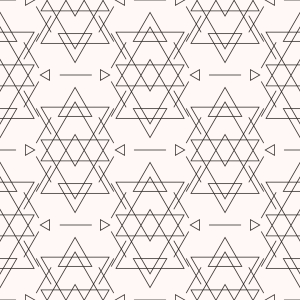 Picture no: 9010915 Azteken Geometrie Created by: patterndesigns-com