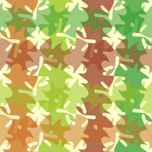 Picture no: 9011007 Herbstliches Karo Created by: patterndesigns-com