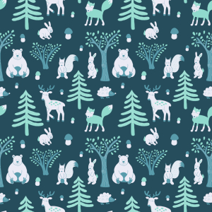 Picture no: 9011375 Schlafwandelnde Tiere Created by: patterndesigns-com