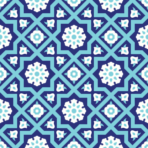 Picture no: 9011444 Mittelalterliche Blume Created by: patterndesigns-com