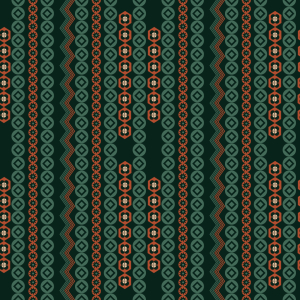 Picture no: 9011856 Tribal Perlen Stränge Created by: patterndesigns-com