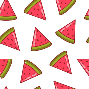 Picture no: 9011924 Wassermelonen Zuckerl Created by: patterndesigns-com