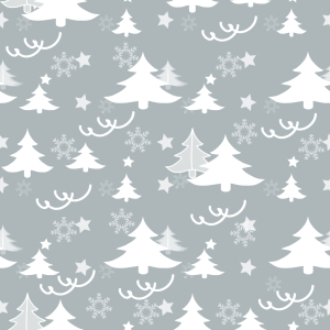 Picture no: 9012084 Festliche Winter Bäume Created by: patterndesigns-com