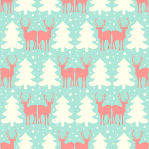 Picture no: 9012200 Schnee-Rentier Created by: patterndesigns-com