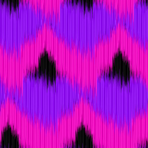Picture no: 9012219 Wildes Tier Ikat Created by: patterndesigns-com