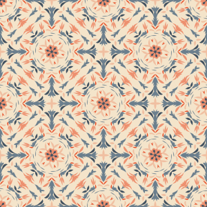 Picture no: 9012221 Florale Renaissance Created by: patterndesigns-com