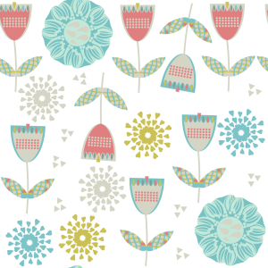 Picture no: 9012224 Flower Power Remix Created by: patterndesigns-com