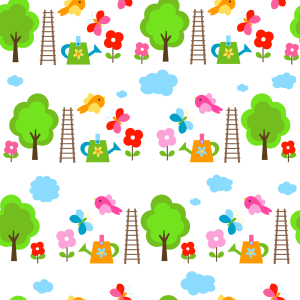 Picture no: 9012308 Garten Für Kinder Created by: patterndesigns-com