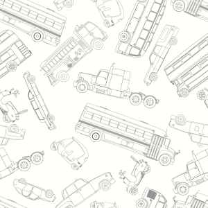 Picture no: 9012419 Doodle Autos Created by: patterndesigns-com