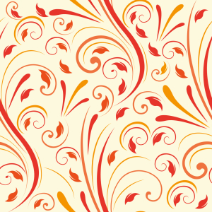 Picture no: 9012478 Opulentes Feuer Created by: patterndesigns-com