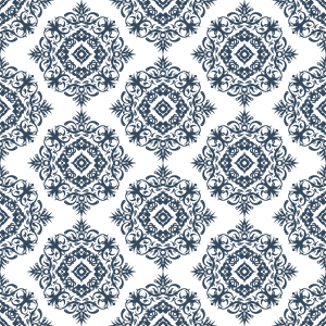 Picture no: 9012507 Barockes Auge Created by: patterndesigns-com