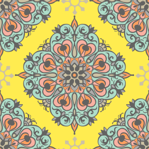 Picture no: 9012510 Barocker Zeitgeist Created by: patterndesigns-com