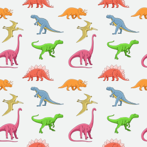 Picture no: 9012616 Welt Der Dinosaurier Created by: patterndesigns-com