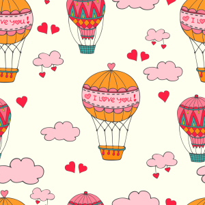 Picture no: 9012772 Über Den Wolken Created by: patterndesigns-com