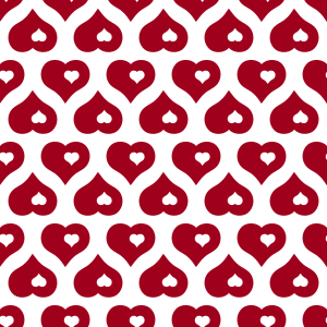 Picture no: 9013072 My Funny Valentine Created by: patterndesigns-com