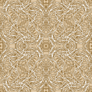 Picture no: 9013194 Jugendstil Wirrwarr Created by: patterndesigns-com