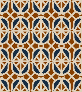 Picture no: 9013439 Art-Deco-Rauten Created by: patterndesigns-com
